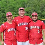 Seniors play their final game in District Semifinals