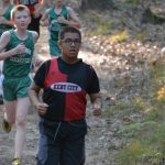 Middle School Cross Country Jamboree #2 @ White Cloud 9/19/17