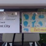 Girls golf at Tullymore 9/25/17
