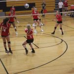 Freshmen Volleyball earns two wins at Cedar Springs