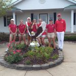 Girls golf concludes CSAA competition at Eagle Glen
