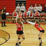JV Volleyball vs. Morley Stanwood --  10/18/17