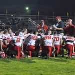 Kent City Football earns Academic All-State; Coach Bill Crane voted Regional Coach of the Year