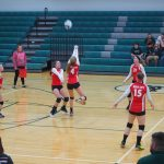 JV Volleyball at Hesperia -- 10/25/17