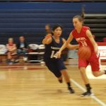 Kent City 8th Grade Girls Basketball evens the score against Tri-County