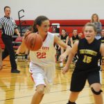 8th Grade Girls Basketball travels to Big Rapids