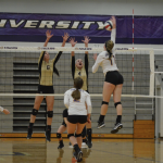WE are Kent City: Kassidy Heeringa finishes successful freshman season for Olivet Nazarene University Volleyball