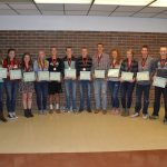 Kent City Cross County is Academic All-State x 2