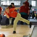 Boys Bowling Team jumps out to quick lead but can not hold on; Fremont 17 Kent City 13