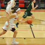 Freshman Kenzie Bowers featured on Michigan Girls Sports Report
