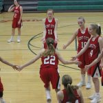 JV Girls Basketball beats Hesperia 62-13