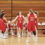 JV Girls Basketball Team Wins by 23 against Sparta