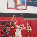 Girls JV Basketball Beats Holton 57-5