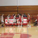 JV Girls Basketball vs. Holton 1-25-18