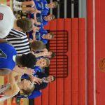 JV Boys Basketball vs. Sparta --1/29/18