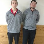 Mason McVicker and Nick Brummel earn all-conference honors in bowling