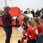8th Grade Volleyball at Holton -- 2-17-2018