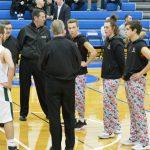 Boys Varsity Basketball vs West MI Christian @ Ravenna 3/7/18