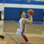 Eli Carlson to compete in the BCAM Top Shooter Competition at the Boys Basketball State Finals