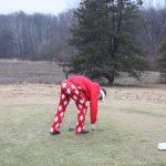 Varsity Boys Golf @ North Kent Golf Course -- 3-27-2018