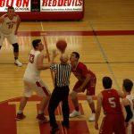 Varsity Boys basketball vs Holton 12-8-2017