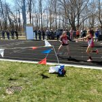MS TRACK AND FIELD: Girls 2nd, Boys 9th at Delton-Kellogg Invitational