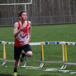 MS T&F at Morley Stanwood Ends Victoriously