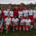 Varsity Girls Soccer is back at Kent City in 2019 with a young squad eager to improve