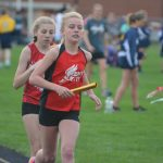 Middle School Track and Field Teams take 3 out of 4 at Grant