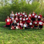 Girls Middle School Soccer beats Kelloggsville Middle School (vs. Kelloggsville ) 3 – 0