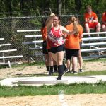 Middle School track at Grant 5.16.2018