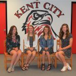Varsity Softball Earns 4 All-Conference