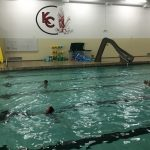 Kent City Pool offering Boys and Girls Junior Swim Teams