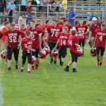 78er's Football Starts Season with Wins over Tri County and Morley Stanwood