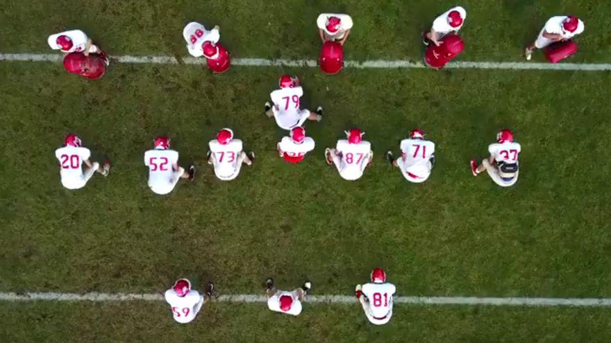 Fox Sports Detroit's Earning the Letter: A Fine Line (Kent City Football)