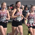 "Four Kent City runners pull off the ""double"" at Michigan International Speedway and Ford Field"