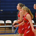 8th Grade Girls Basketball team wins two more on Saturday