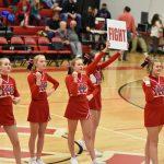 Varsity Basketball Cheer 12/11/18