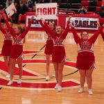 18 from 2018: Kent City Basketball Cheer is back!