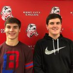 Brenden Geers and Gio Weeks earn 1st Team All-State in the Detroit Free Press