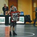 Evan Jones Earns 150th Career Victory; Becomes 10th KC Wrestler to Achieve Milestone