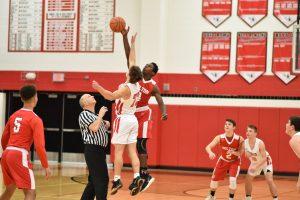Varsity Boys Basketball vs Holton 1/18/19