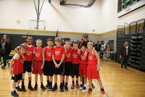 5th Grade Boys Basketball vs. Belding 1-12-19