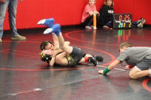 Youth Friday Night Duels vs. Kenowa  1-18-19