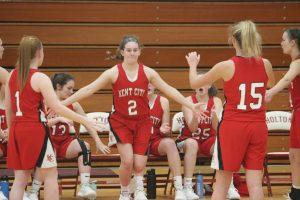 JV Girls Basketball vs. Holton 1-17-19