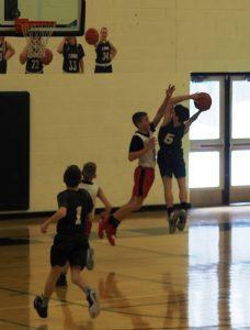 8th Grade Boys Bball vs Central Montcalm 1/19/19