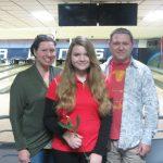 Thank You Parents!  Varsity Bowling Parents' Night 2018-2019