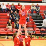 Varsity Basketball Cheer 2/5/19