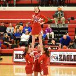 Varsity Basketball Cheer 2/9/19