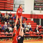 Varsity Basketball Cheer 2/11/19